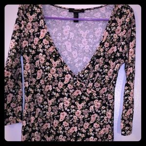 Dress woman forever 21 large